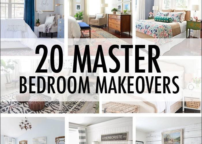 20 master bedroom ideas