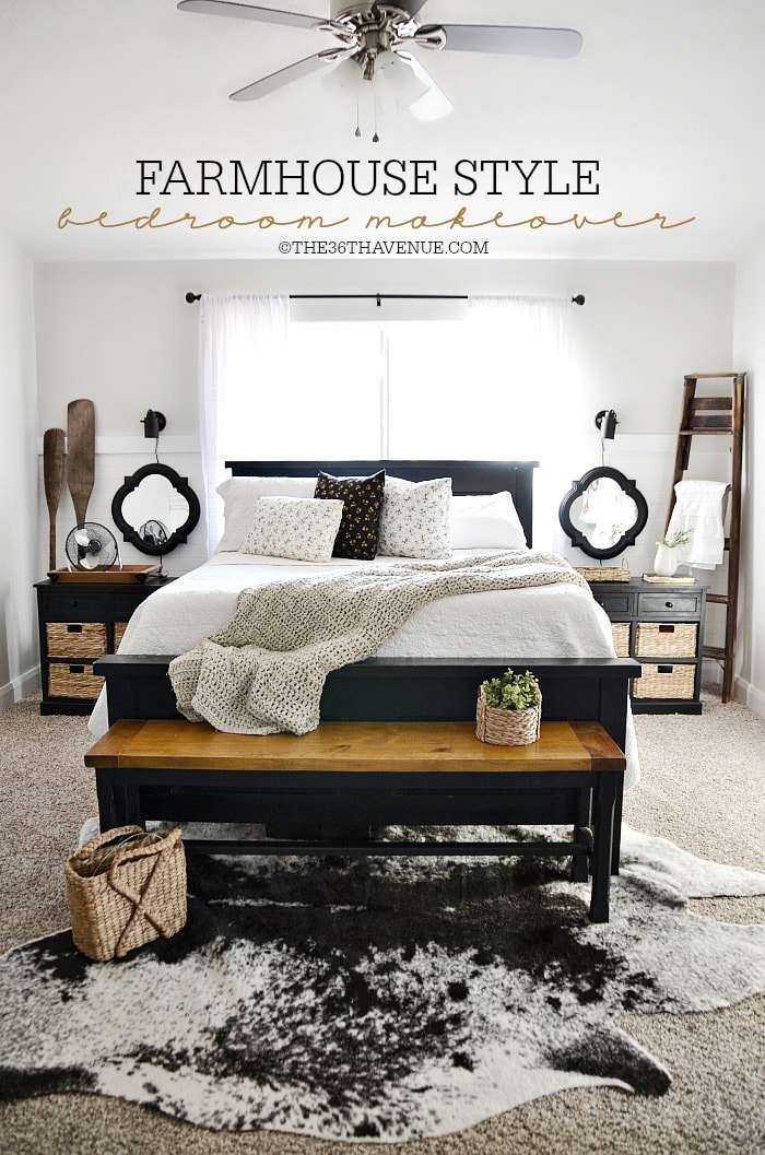 20 Master Bedroom Makeovers - Decorating Ideas and Inspiration