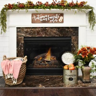 Fall DIY Wood Sign