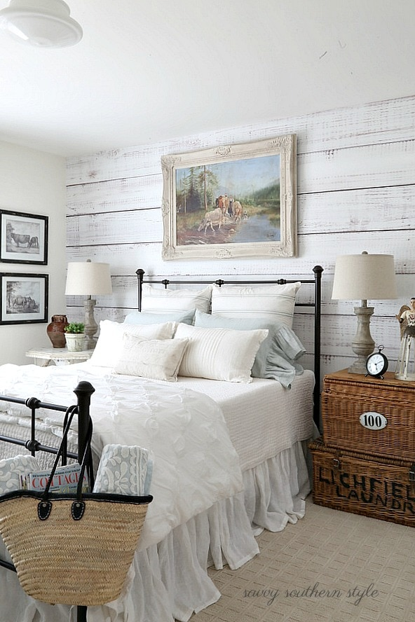Superbe Softer Shades Master Bedroom Makeover By Savvy Southern Style