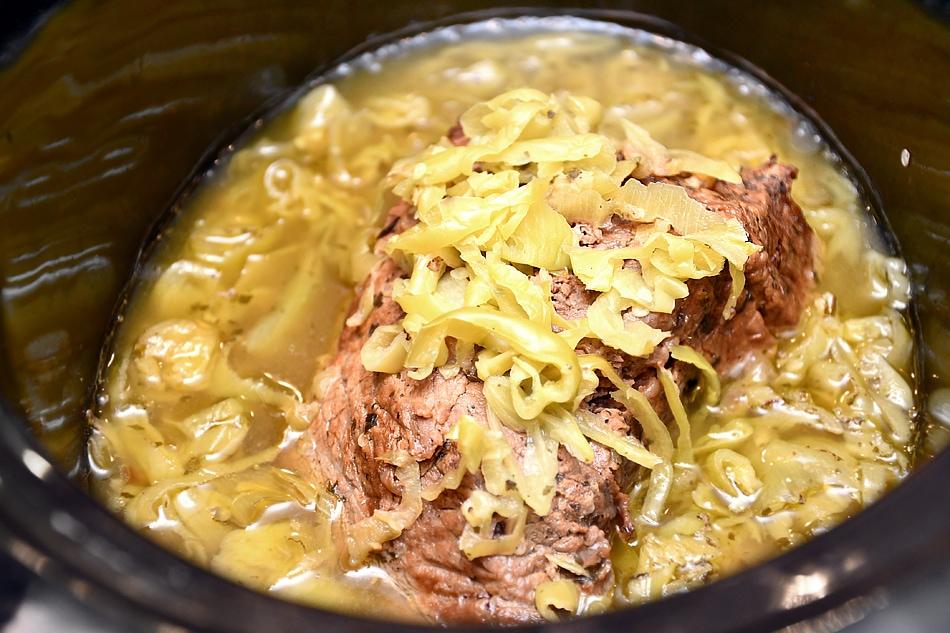 italian beef recipe crockpot meal