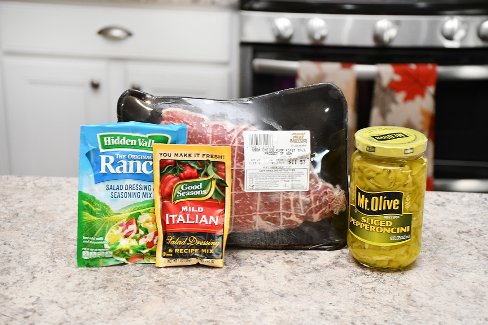 italian beef recipe ingredients