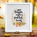 Thanksgiving Free Printable