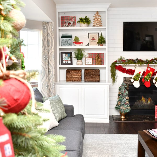 Christmas Living Room 2017