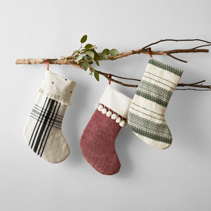 magnolia home christmas stockings