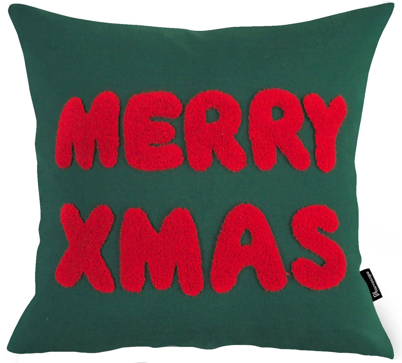 merry xmas pillow cover