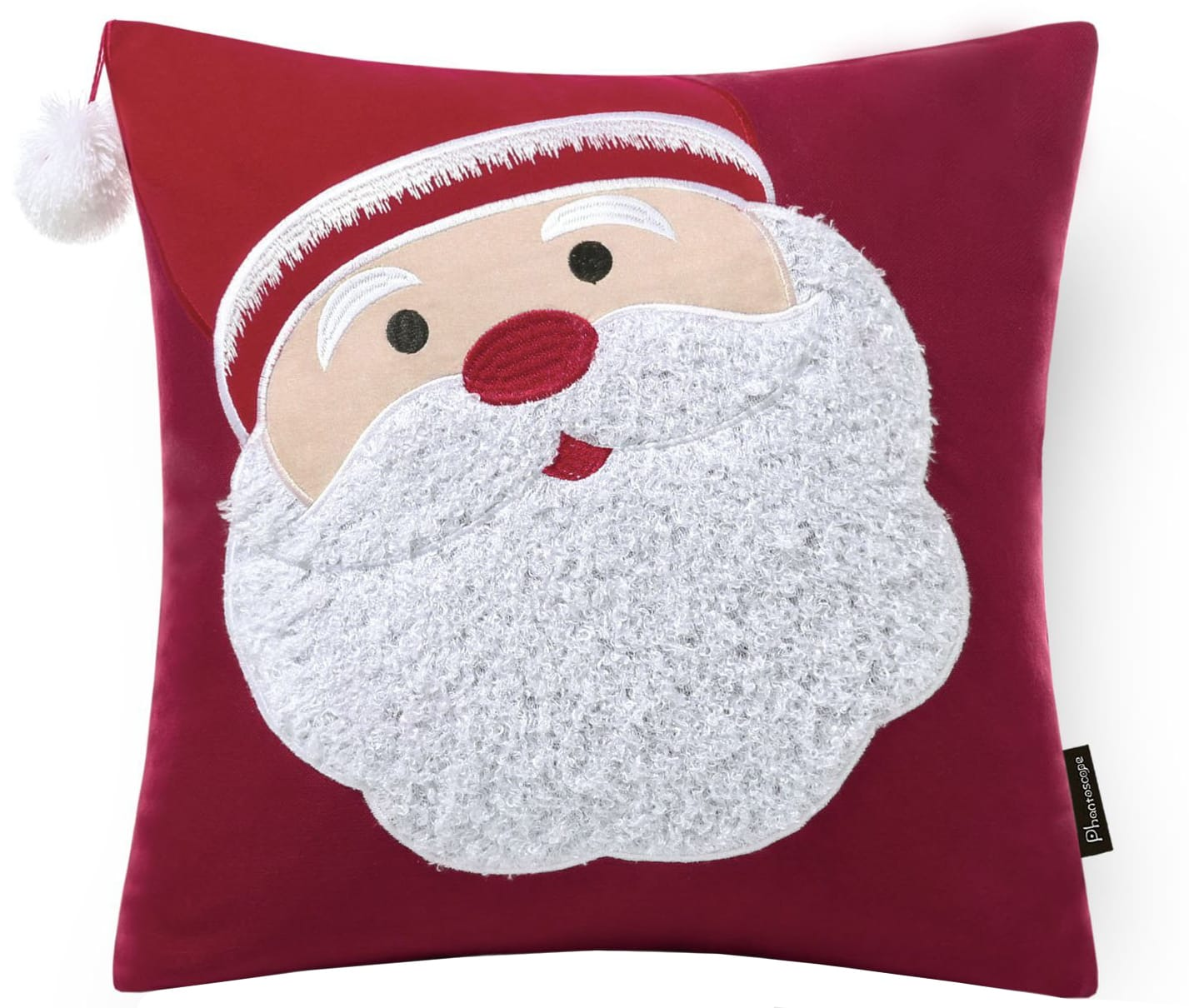 Santa Christmas Pillow Cover