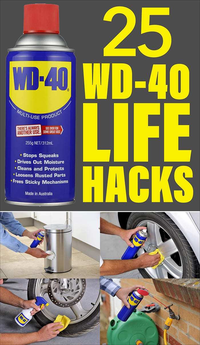 Wd40 on glass shower doors gallery glass door design for Household hacks