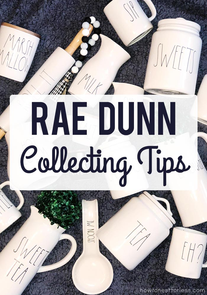 Rae Dunner Collecting Tips