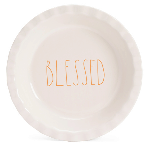 blessed pie plate