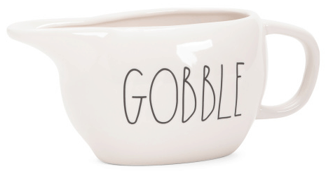gobble gravy boat