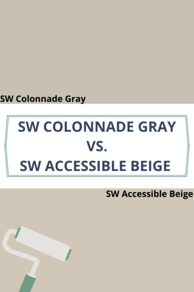 SW Colonnade Gray vs. SW Accessible Gray