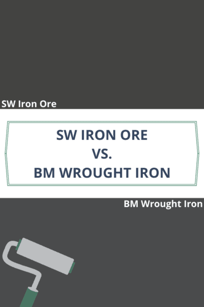 SW Iron Ore vs. BM Wrought Iron